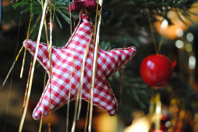star on tree