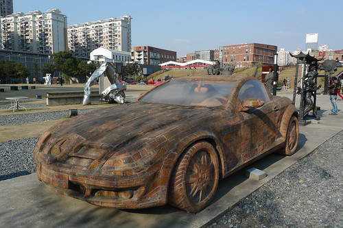 The Saloon Car - Shanghai Sculpture Space - Shanghai, China