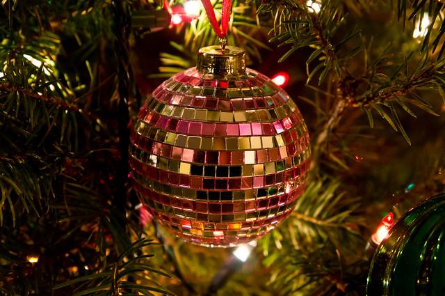 343/365 - December 9, 2011 - Christmas at Studio 54