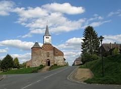Bancigny - église fortifiée 1