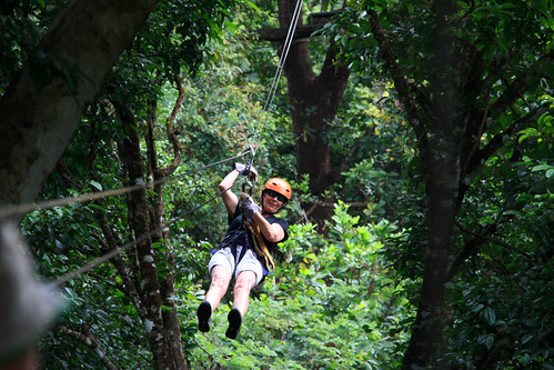 Costa Rica Daily Tours Congo Trail Canopy Tour From Tamarindo