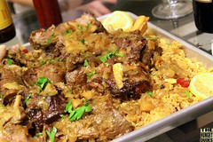 meal, meat, biryani, food, dish, kabsa, bulgogi, cuisine,
