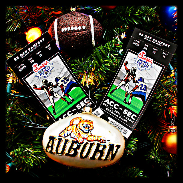 Chick-Fil-A Bowl tickets