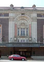 Shreveport, LA Strand Theater side entrance
