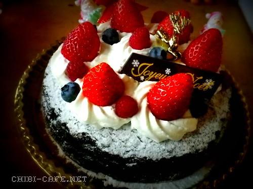 Christmas cake !