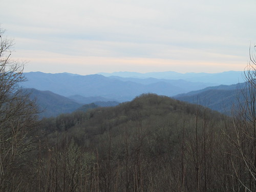 Blue Ridge Mountain Pass 01