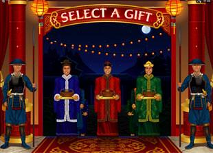 Jewels of the Orient Bonus Feature