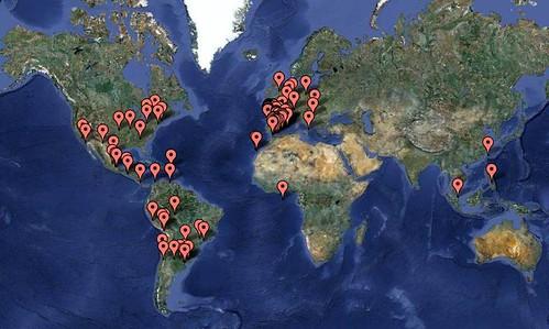 Últimos visitantes ateneo fotográfico 30-12-2011