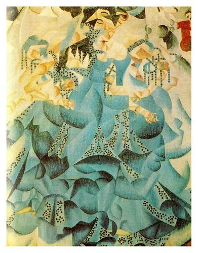 008-Bailarina azul-Gino Severini