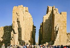 Karnak, Egypt   2004