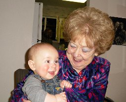 Day 63 - Great Grandma! by Karin Beil