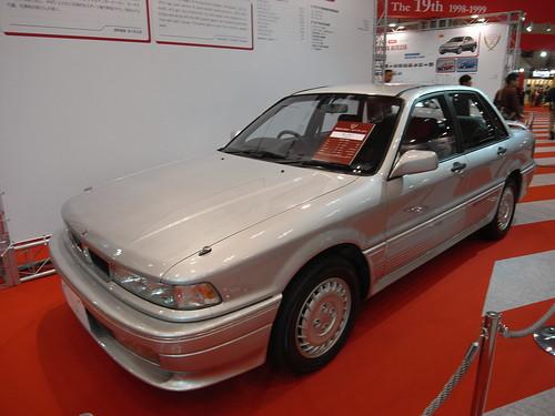 1987 MITSUBISHI GALANT(E30)