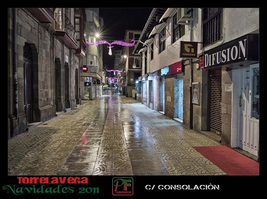 Torrelavega - Consolación  - Navidades 2011
