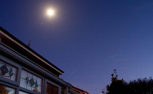 Jupiter, Moon & ISS - 2/1/2012