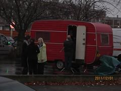 La caravane de Praline Gay-Para, la conteuse