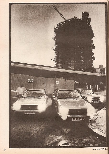 Maxi HL - Renault 20 TL & Volkswagen Passat LS Group Road Test 1976 ...
