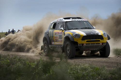 Nani Roma Dakar 2012