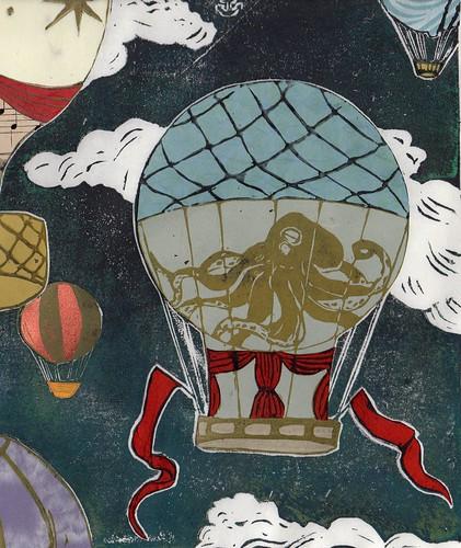 Balloons II detail