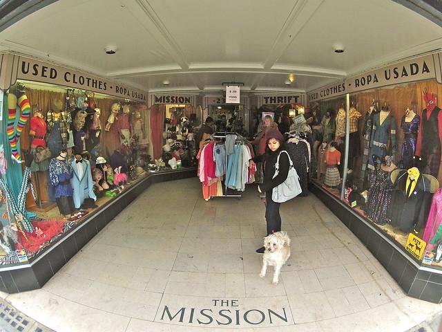 Mission Thrift