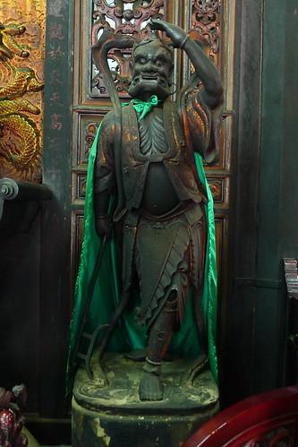 Mazu Temple Guardian - Lukang, Taiwan