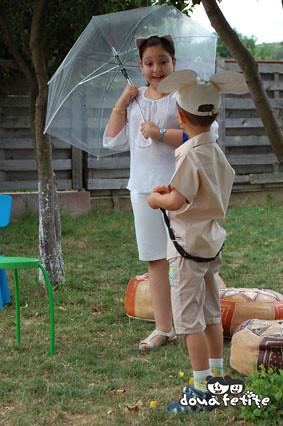 Scoala de Vara 2009 - Modulul de Dans si Teatru
