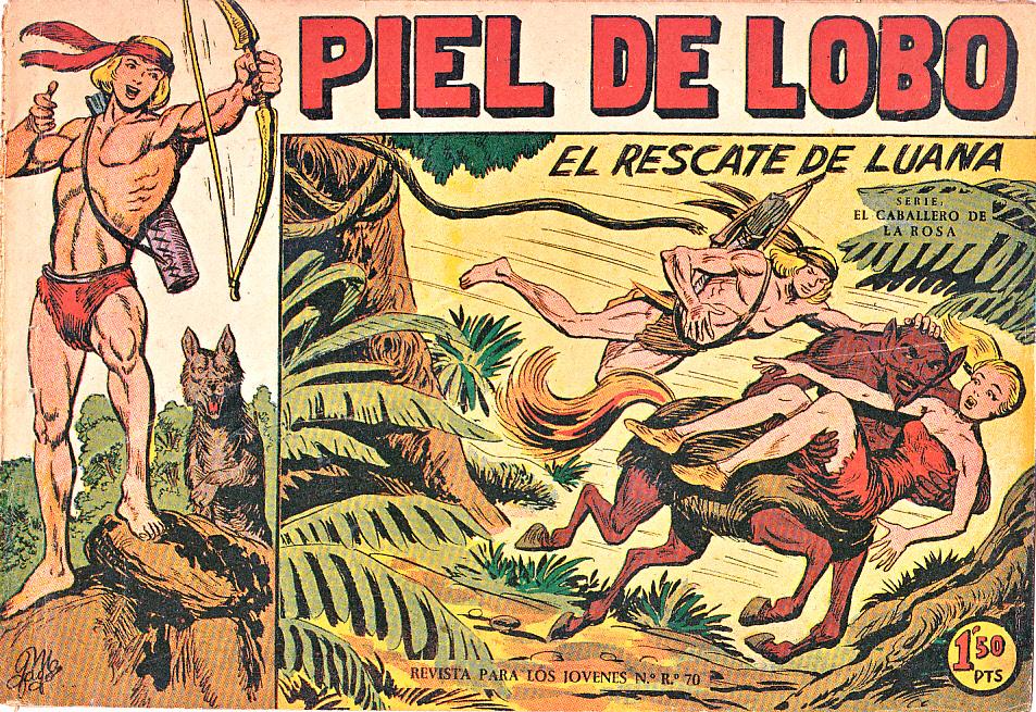 Manuel Gago - Piel de Lobo 8