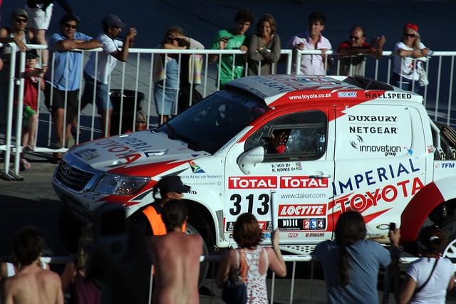 Largada Rally Dakar 2012 47