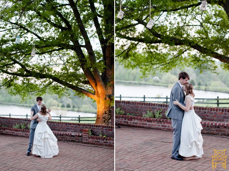 gray and yellow outdoor vintage wedding_074