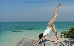 Yoga can lower kids' tension