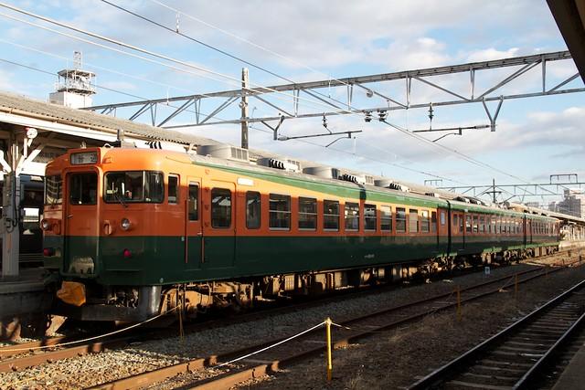しなの鉄道 169系