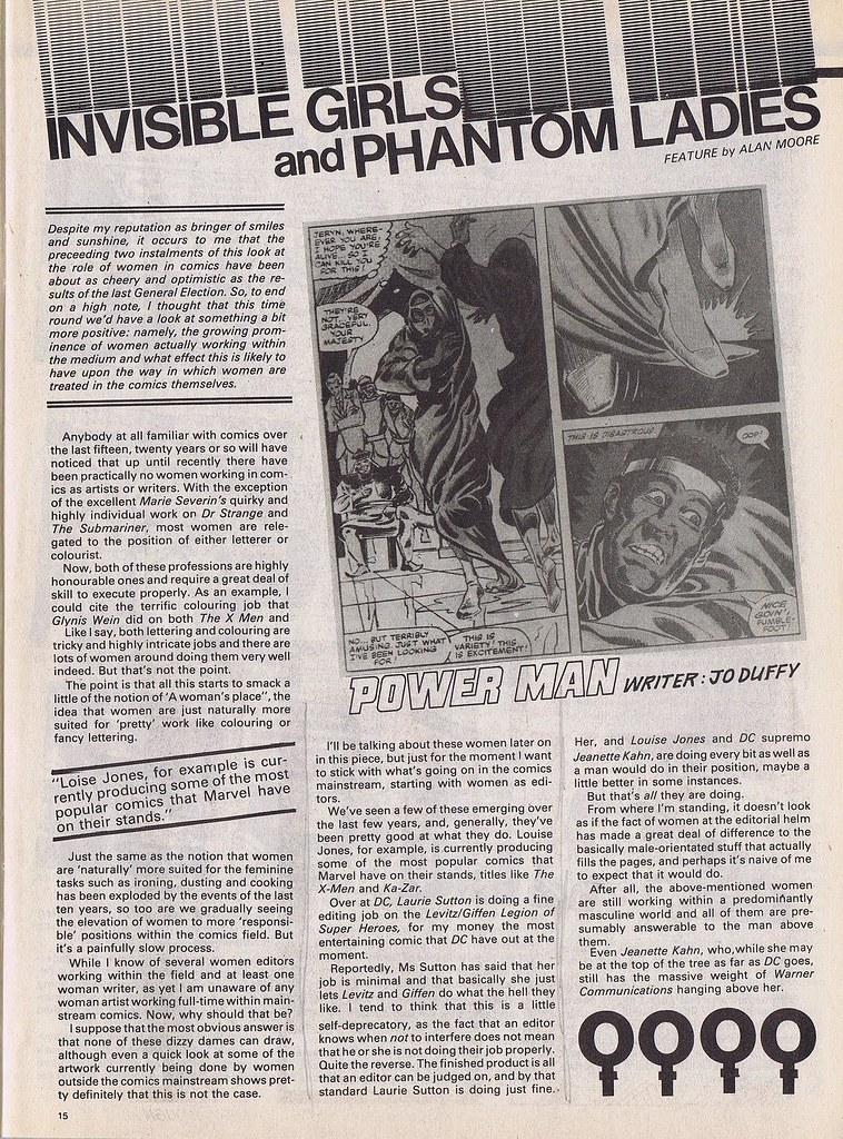 Sexism in Comics 7