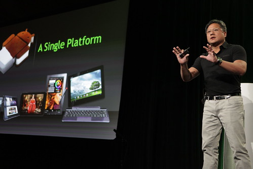 NVIDIA CES 2012 Press Conference