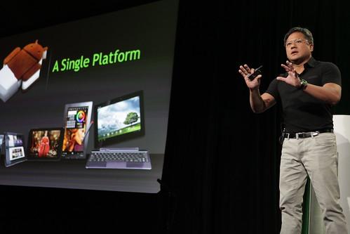 NVIDIA CES 2012 Press Conference