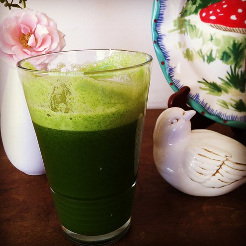 more about green juice