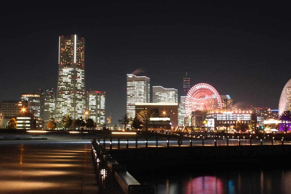 Yokohama Night Photo (13)