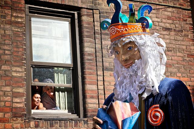 New York City Celebrates Three Kings Day