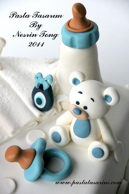 Baby Shower Pasta Tasarim