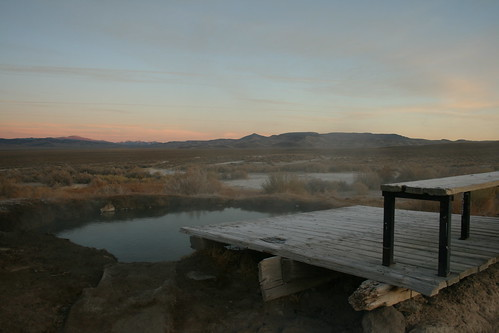 Spencer Hot Spring