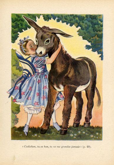 Les mémoires d'un âne, by Comtesse de SEGUR -image-50-150
