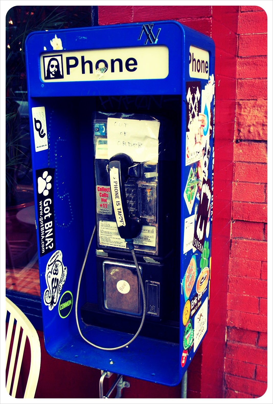 boulder colorado phone booth