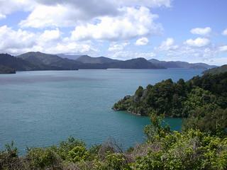 New Zealand Tour Marlborough Sounds