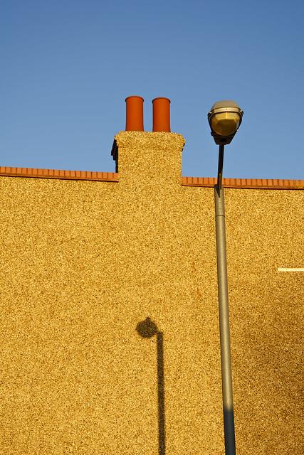 streetlight minimalism