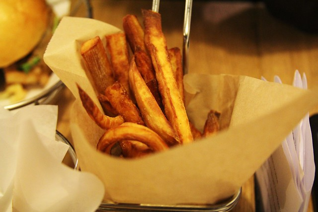 Blend Sweet Potato Fries