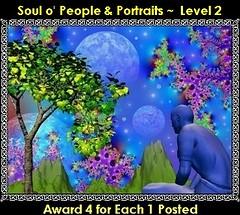 Soul o' People & Portraits ~ Level 2