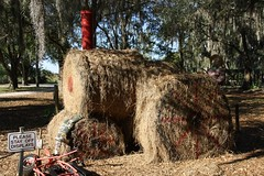 Hay Tractor