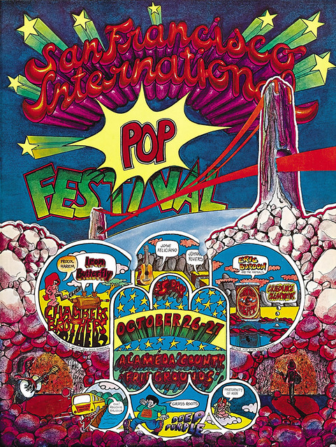San Francisco International Pop Festival  1968