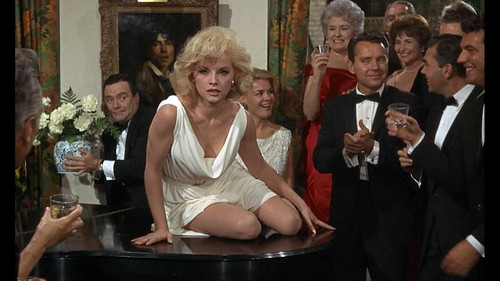 Virna Lisi in How To Murder Your Wife