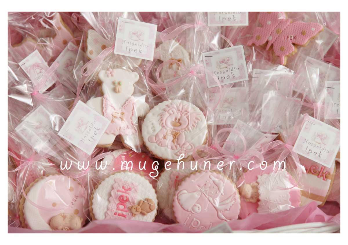 Kız bebek kurabiyeleri-5