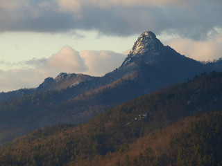 Mountain King - Table Rock Mountain, Linville Gorge, North Carolina