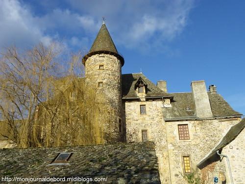 Château de Curières de Castelnau